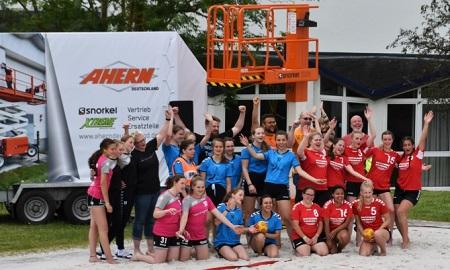 Westerwald-Cup im Beachhandball soll sich wiederholen