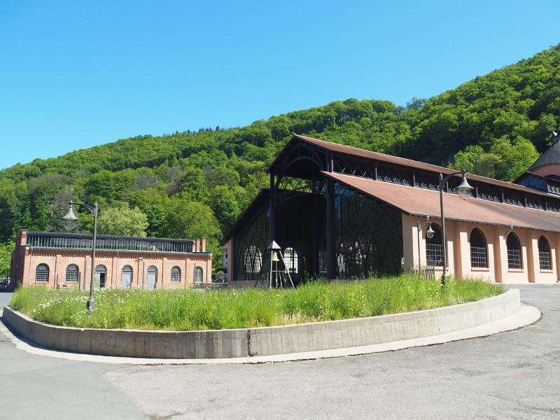 Am 26. Mai findet eine öffentliche Führung auf dem Denkmalareal Sayner Hütte statt. Foto: Stadt Bendorf