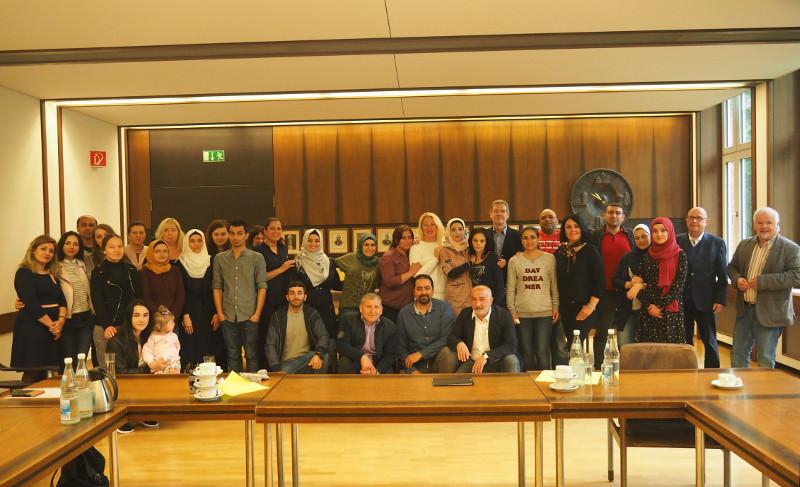 Sprache öffnet Türen: Anerkennung für Teilnehmer der Integrationskurse
