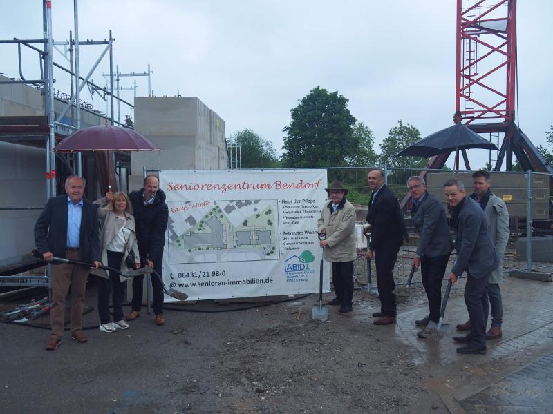 Seniorenzentrum in Bendorf: Eröffnung für 2020 geplant