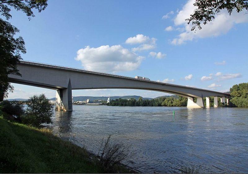 Rheinbrücke Bendorf (A 48) wird instandgesetzt