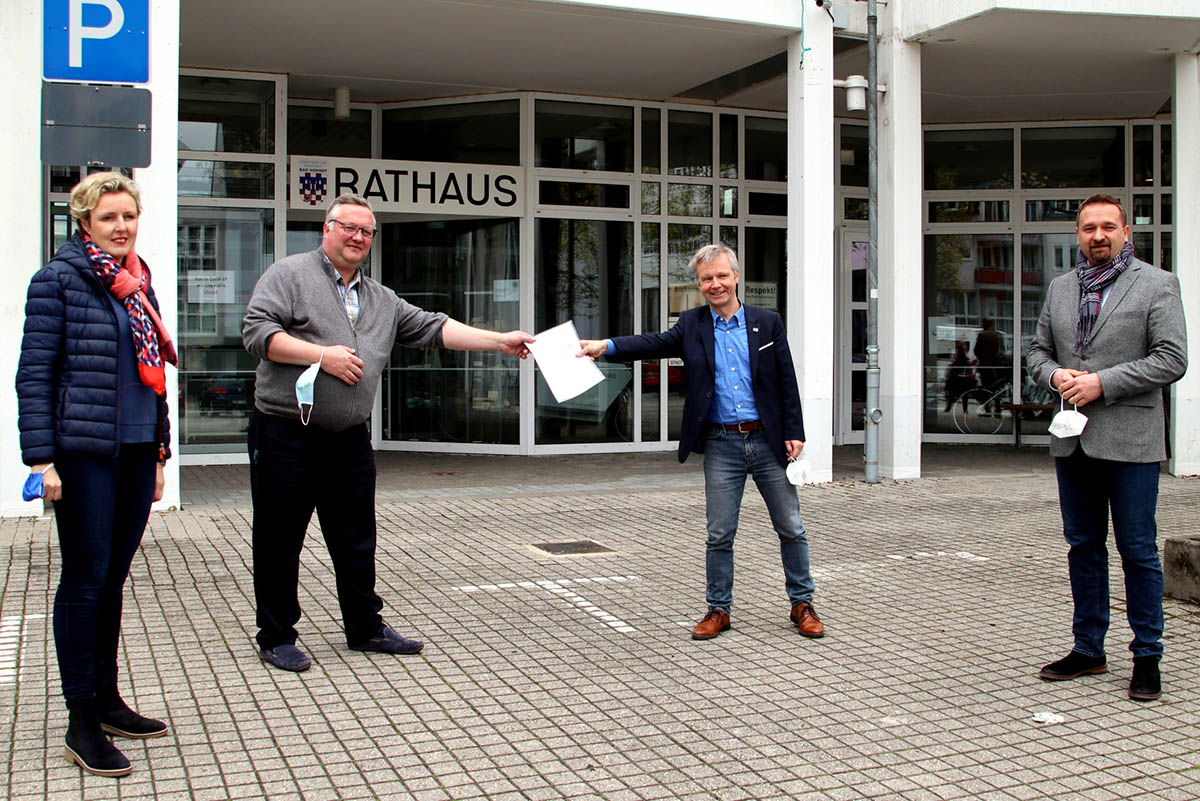 Für und Wider in Selhof: Einbahnstraßenregelung in Berliner Straße
