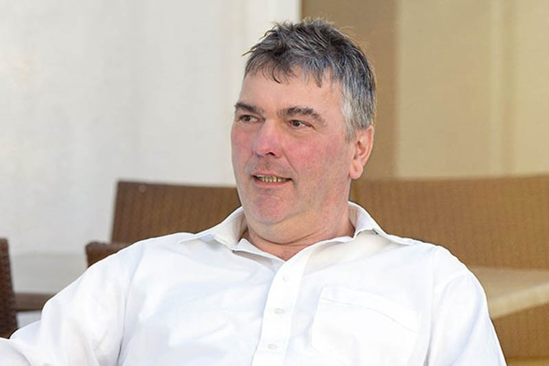 Landtagskandidat Hermann Bernardy (FREIE WÄHLER) stellt sich vor