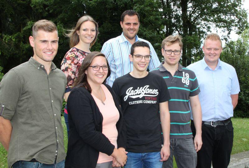 Nachwuchskräfte für Kreisverwaltung des Westerwaldkreises