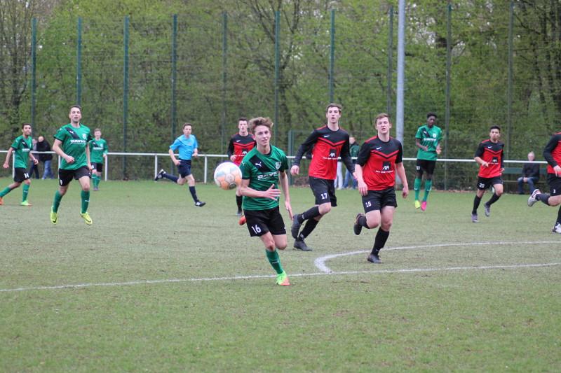 A-Jugend der SG 06 auf dem Weg zum Rheinland-Pokal