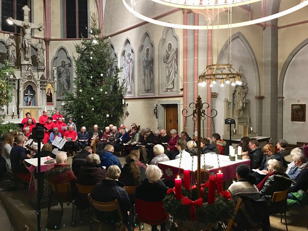 Andachten im Advent in St. Ignatius: Gepr�gte Zeit(en)