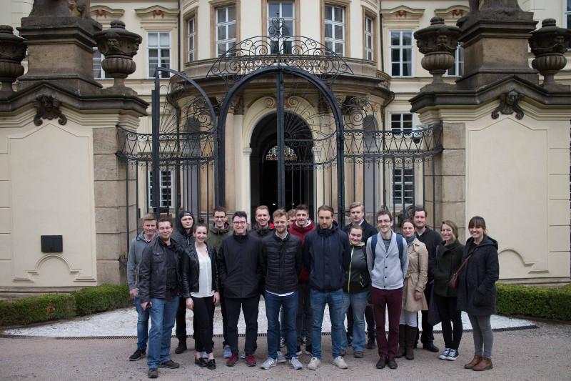 Junge Union Altenkirchen auf den Spuren Kafkas