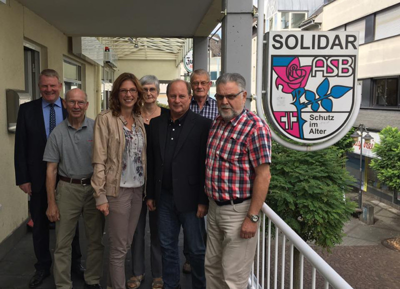 B�tzing-Lichtenth�ler: �Gesellschaft lebt von Solidarit�t�