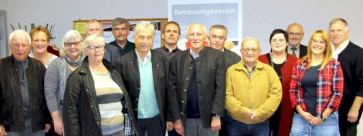 Zehn Jahre DRK-Betreuungsverein in Altenkirchen