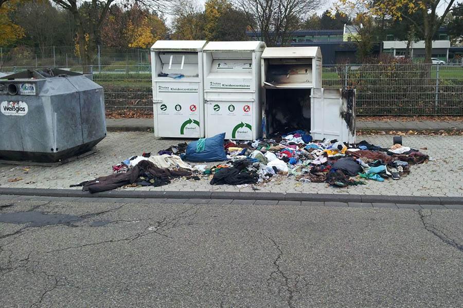 CDU: Keine Container auf Parkplätze in Wohngebieten