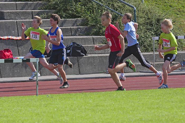 Leichtathletik-Kreismeisterschaften in Dierdorf