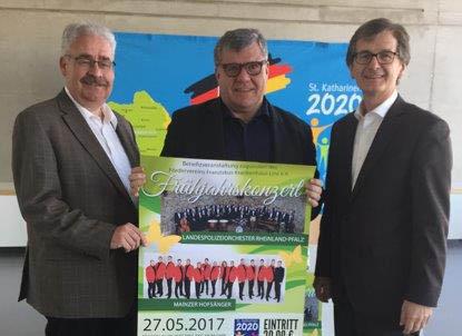 Großes Benefizkonzert zu Gunsten des Krankenhauses Linz