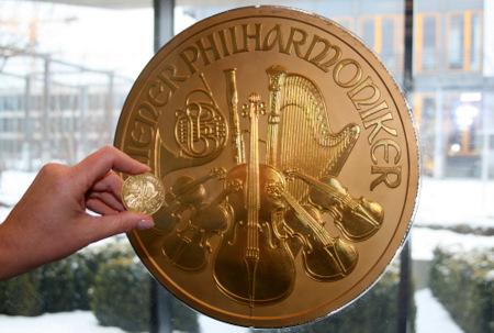 Europas größte Goldmünze kommt nach Hachenburg