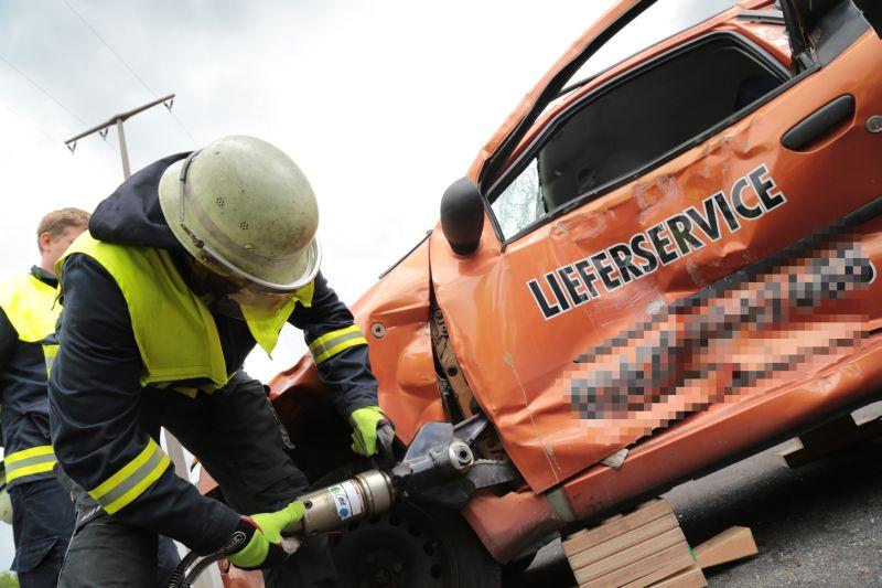 Freiwillige Feuerwehr Hartenfels probte für den Ernstfall