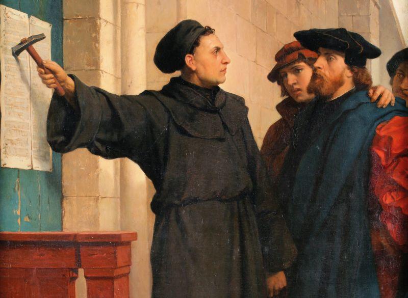 """""""Luther und Europa"""" in Westerburg"""