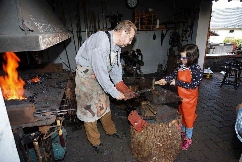 Besucherbergwerk Grube Bindweide öffnet an Pfingsten