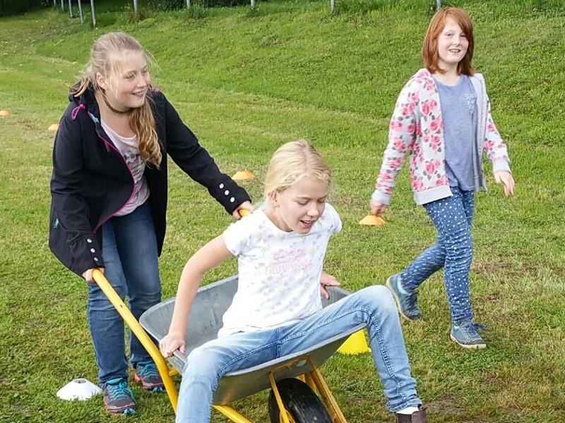 """Viel Spa� beim �Birnbacher Sommer-Spiele-Fest"""""""
