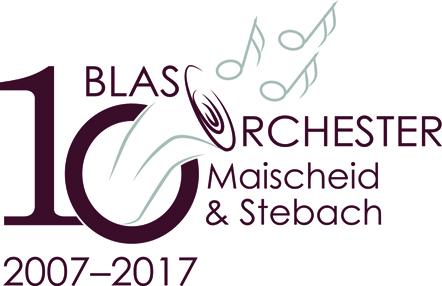 Blasorchester Maischeid & Stebach feiert Bestehen