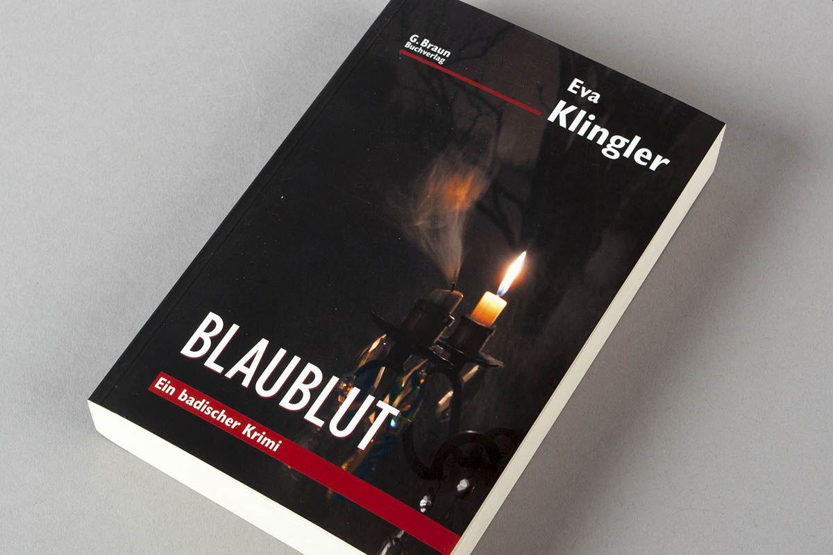 """Buchtipp: """"Blaublut"""" von Eva Klingler"""