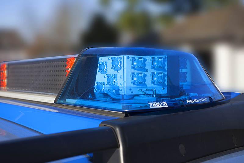 Diebstahl und Sachbeschädigung von Fahrzeugteilen