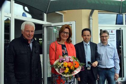 Horhausener Blumenmarkt erneut ein Anziehungspunkt der Region