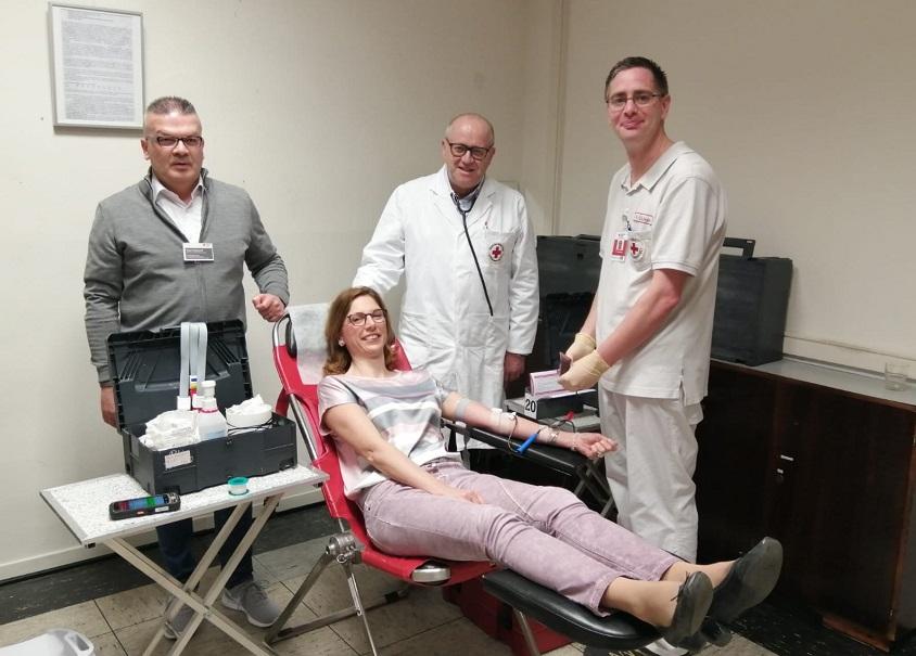 B�tzing-Lichtenth�ler: Blutspenden, auch in Zeiten von Corona