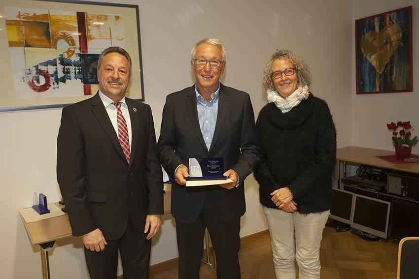 Claus Gördes ein engagierter und vielseitiger Kommunalpolitiker