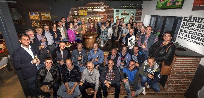 Westerwald-Brauerei dankt Braugerstenanbauern