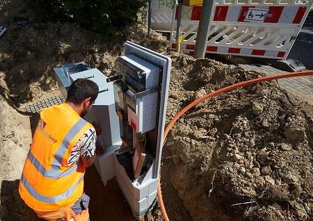 In Herdorf surft man nun mit bis zu 100 Mbit/s