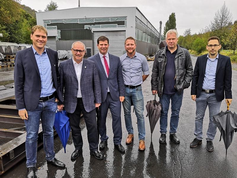 Breitbandprojekt abgeschlossen: Niederfischbach und Harbach surfen nun auch mit VDSL
