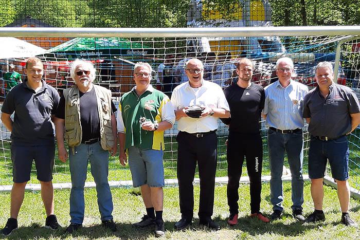 Amboss-Kickers D�ttesfeld feierten ihr Sportfest