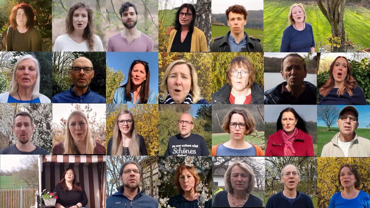 """""""World On Our Shoulders"""": Das Baumpatenprojekt des Chores Divertimento"""