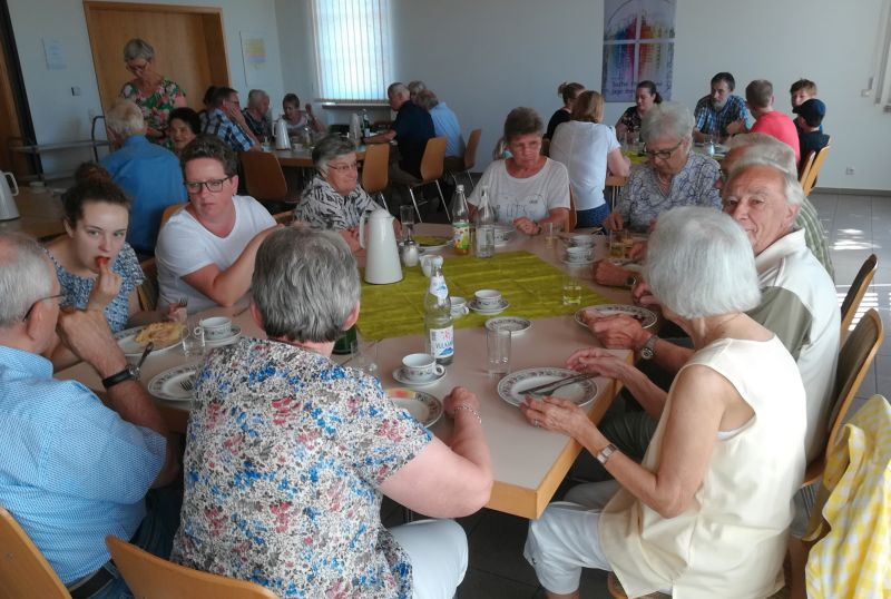 Verantwortlich handeln in der Evangelischen Kirchengemeinde Kirburg