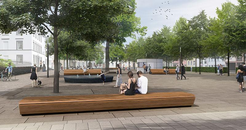 Marktplatz: Bürger brachten ihre Ideen ein