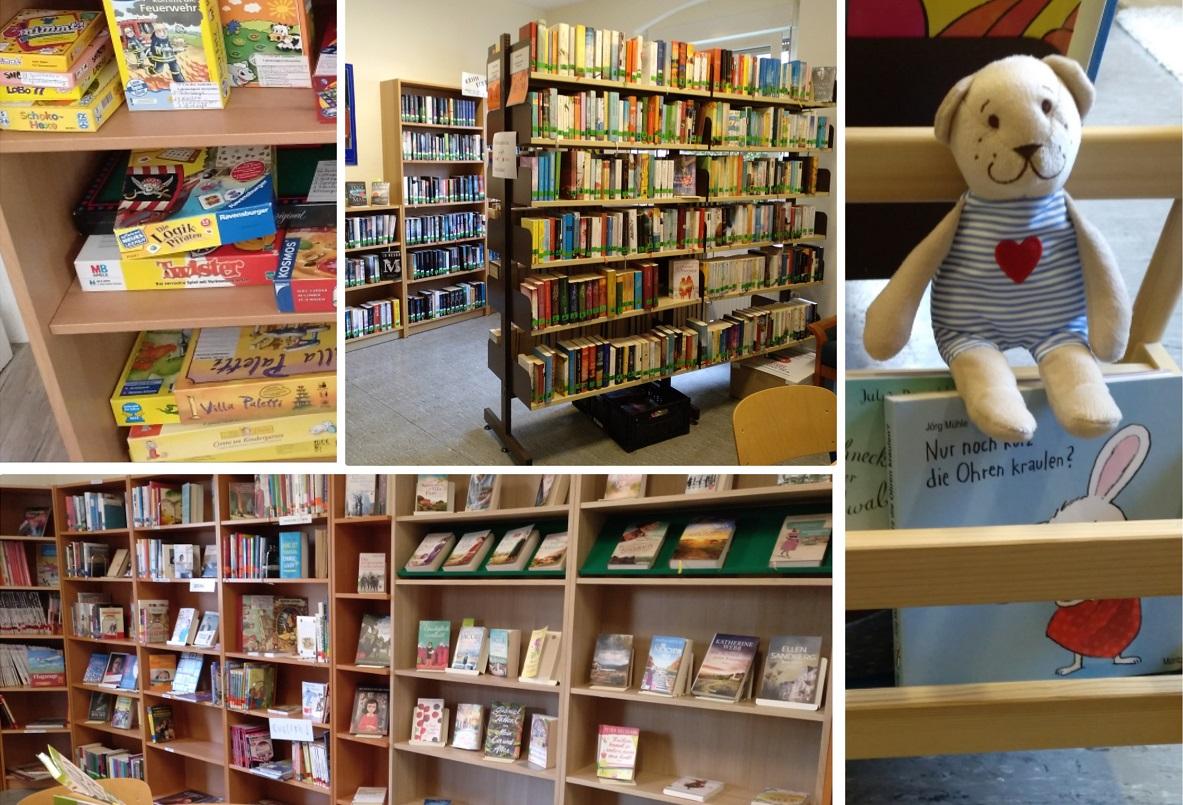 Ev. Bücherei Wissen bietet Abholservice im Lockdown an