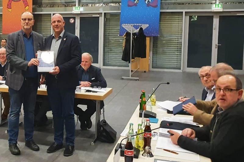 Bürgerstiftung Windhagen – Gütesiegel überreicht