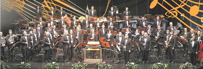 Benefizkonzert des Musikkorps der Bundeswehr im Forum Windhagen