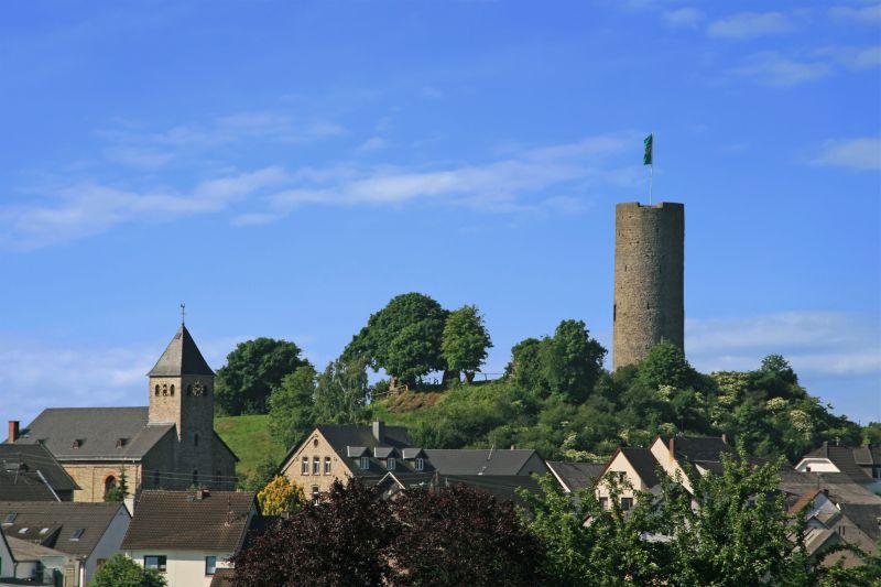 "Burg Hartenfels, genannt ""Schmanddippe"". Foto: Veranstalter"