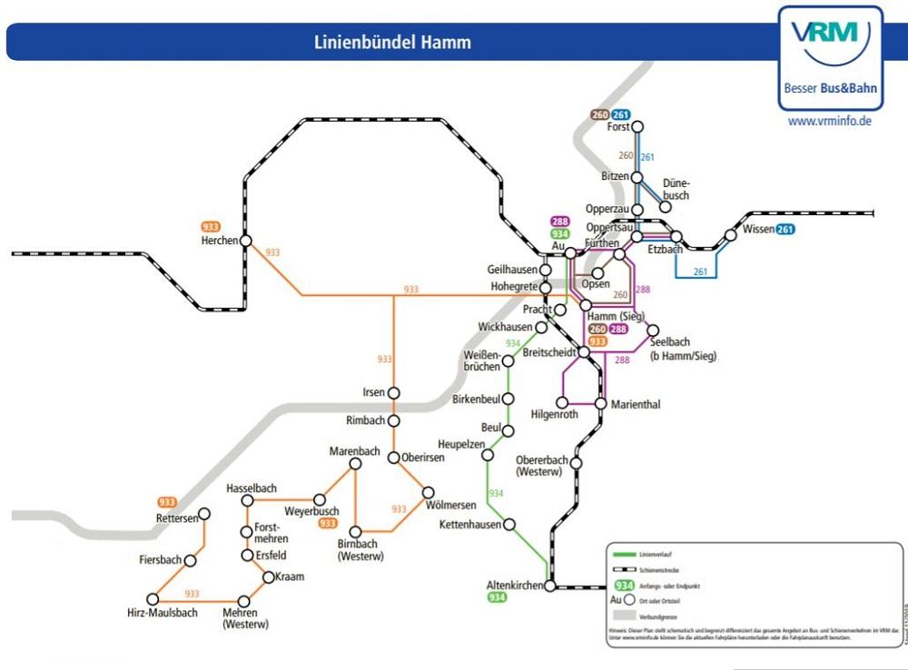Bus: Marenbach gewinnt Ausschreibung des Linienb�ndels Hamm