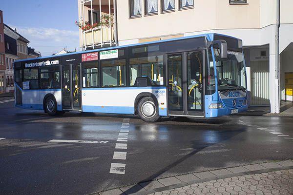 ÖPNV-Buslinien von Schermuly bleiben erhalten