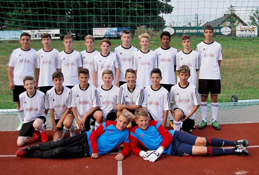 C1-Junioren der JSG Ellingen kämpfen um Klassenerhalt