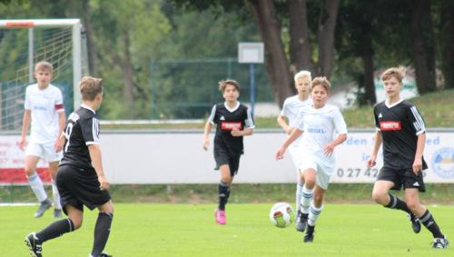 C-Jugend-Rheinlandliga: JSG Wisserland chancenlos gegen Eisbachtal