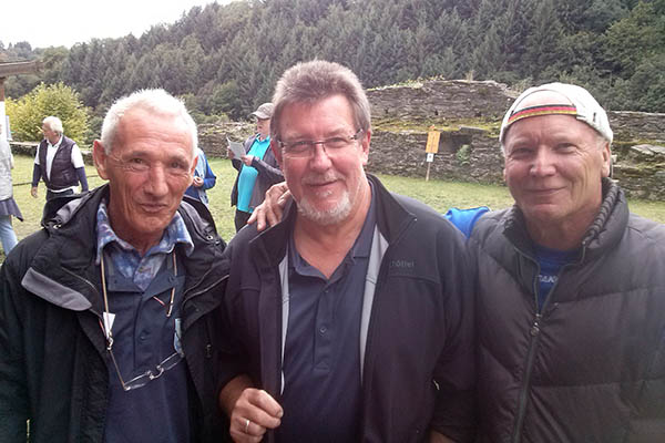 TVF-Bouler gewinnen Burgturnier in Altwied