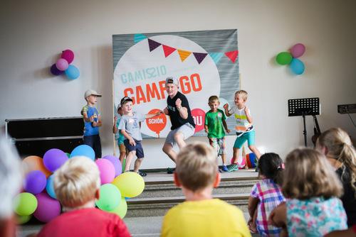 �CAMP2GO�: Mit Action �ber die Wasserrutsche und durch das Evangelium