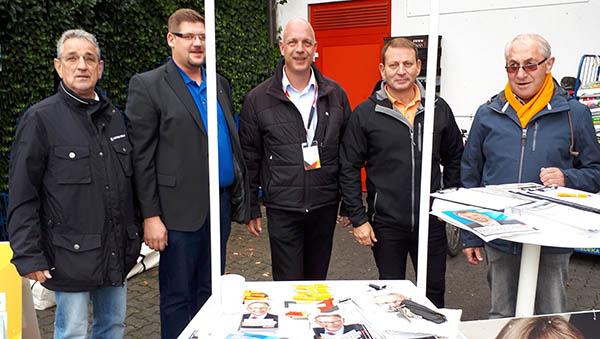 CDU Windhagen zieht positive Bilanz der Bürgersprechstunden