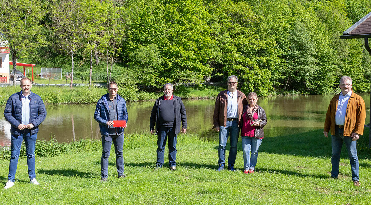 CDU-Ortsverband Waldbreitbach übergibt Gutscheine an Gewinner
