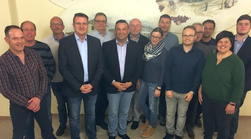 CDU Wallmerod wählt Ulf Ludwig einstimmig zum Bürgermeisterkandidaten