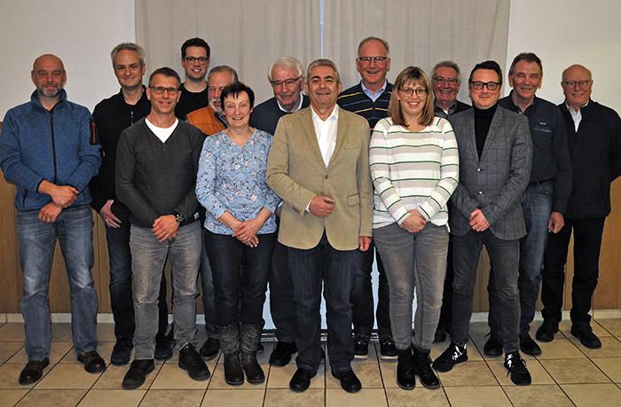 CDU-Straßenhaus stellte Liste für Ortsgemeinderat Straßenhaus auf
