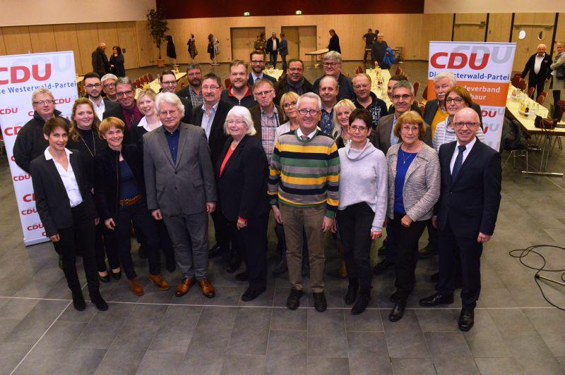 CDU Montabaur stellt sich für die anstehenden Kommunalwahlen auf