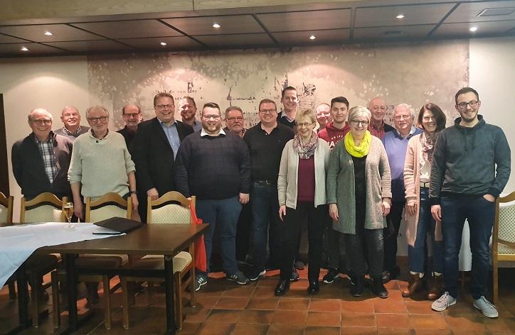 Mitgliederversammlung der CDU Niederfischbach